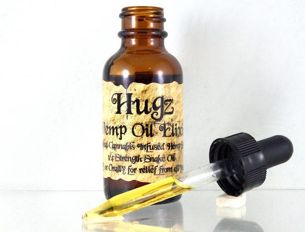 Hugz Hemp Oil